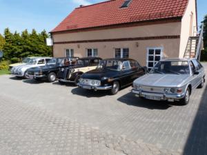 Tatra verscheidene Modelle