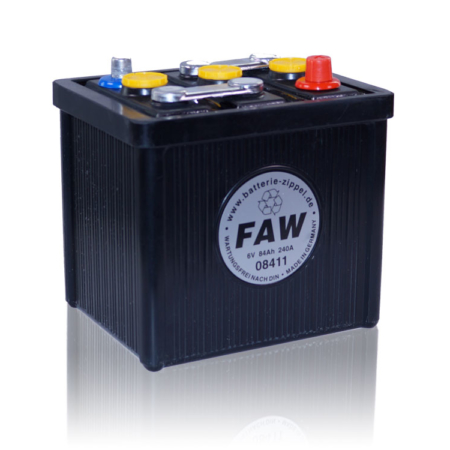 Hartgummibatterie 08411