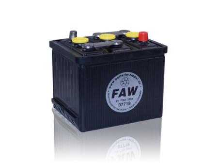 Hartgummibatterie 07718