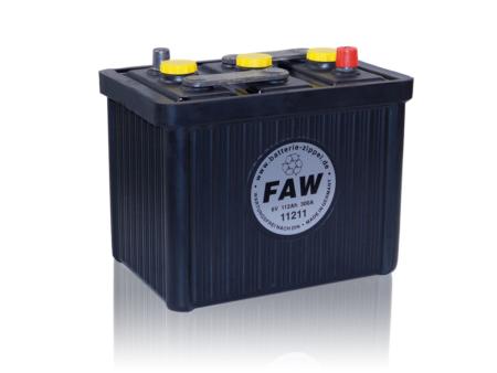 Hartgummibatterie 11211
