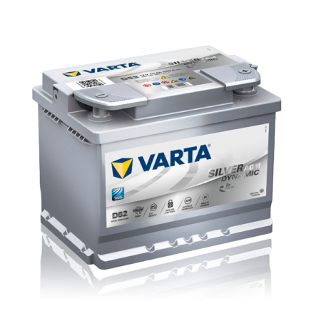 Varta Silver AGM Batterie 560901068