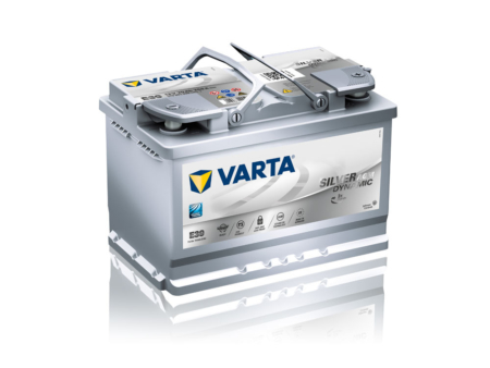 Varta Silver AGM 570901076