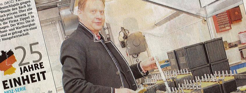 Märkische Oder Zeitung November 2015
