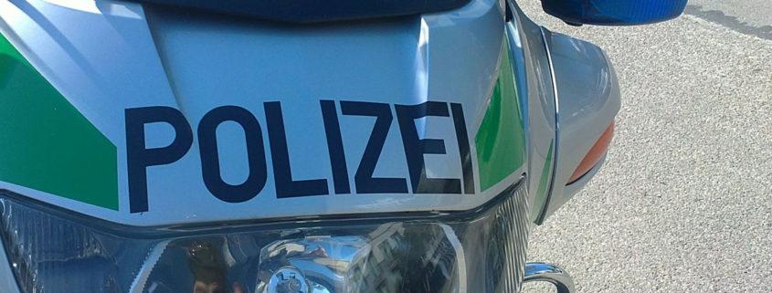 Starterbatterien für die Polizei