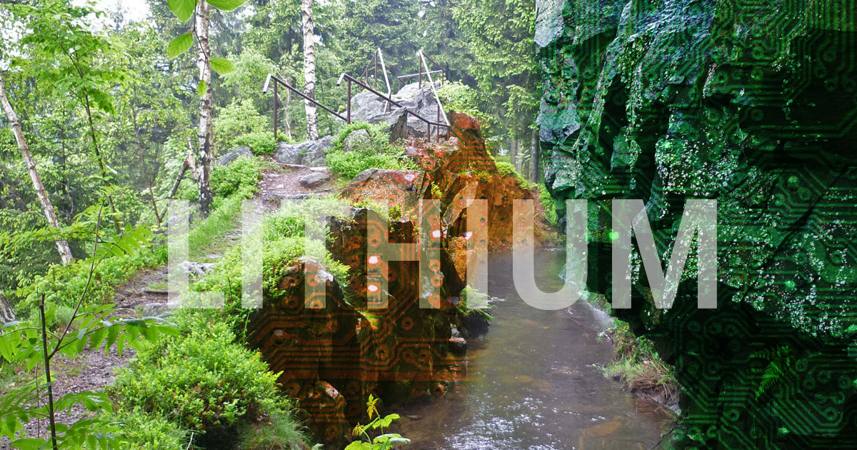 Lithium Erzgebirge