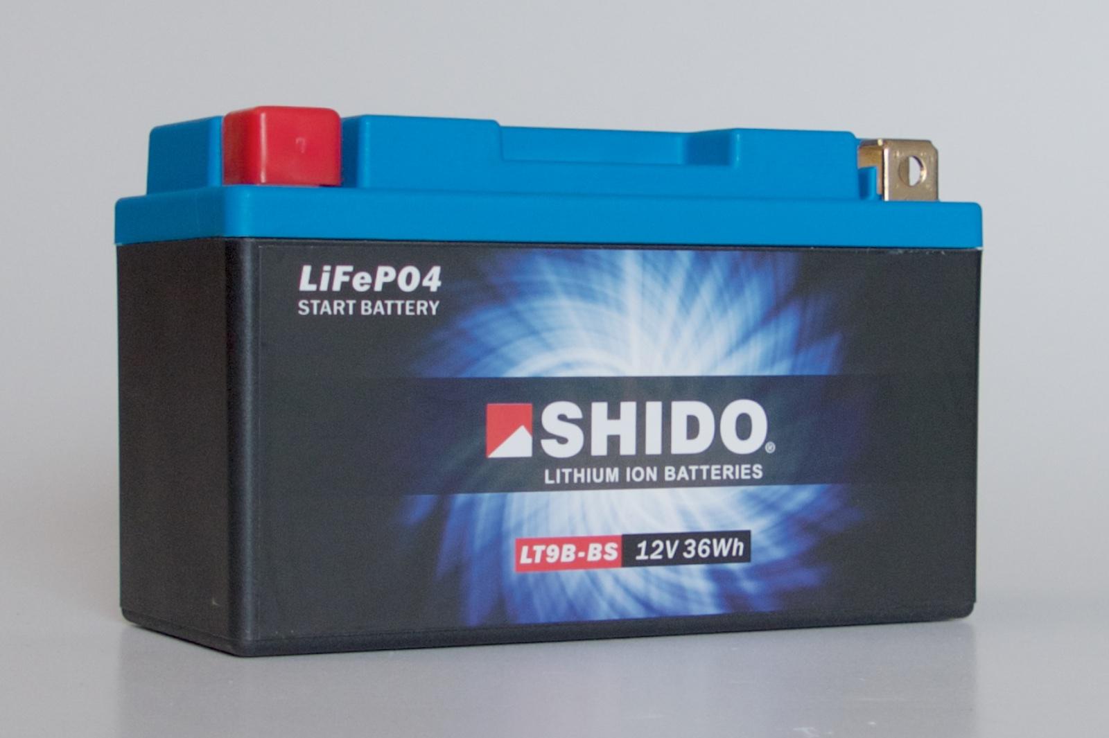 shido lithium batterie lt9b bs batterie. Black Bedroom Furniture Sets. Home Design Ideas
