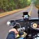 Moderne Batterien für Motorräder